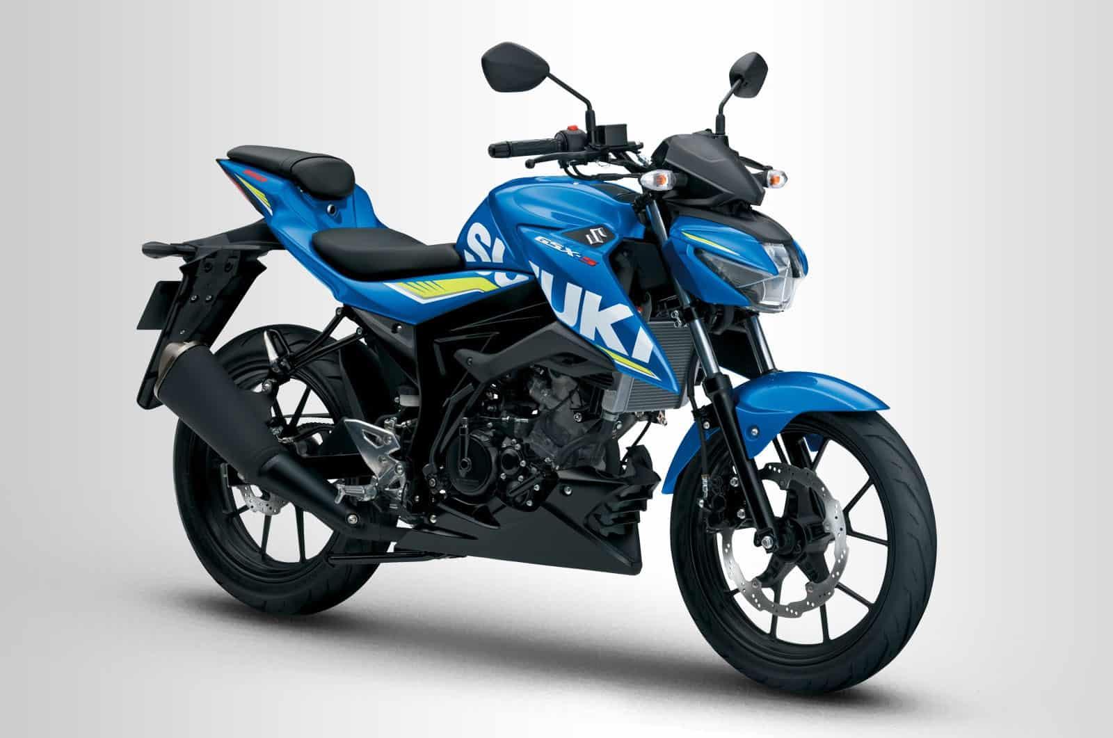 SUZUKI GSX S150 (GSX-S150MF)